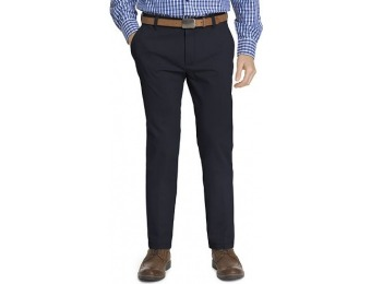 70% off Men's IZOD Straight-Fit Flat-Front Chino Pants