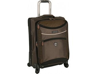 "58% off Timberland Rt 4 20"" Spinner Carry on"
