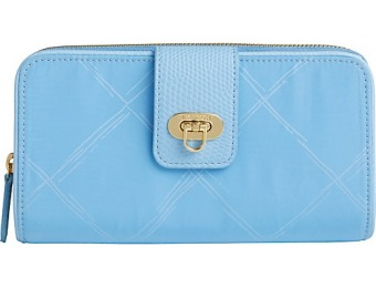 62% off Vera Bradley Preppy Poly Wallet