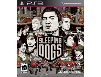 Deal: Used Sleeping Dogs Video Game (PS3)