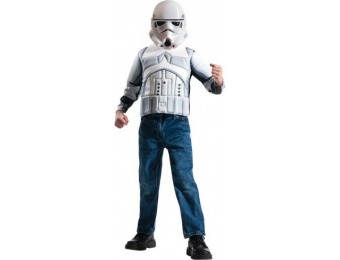 83% off Stormtrooper Muscle Chest Dress Up Box Set