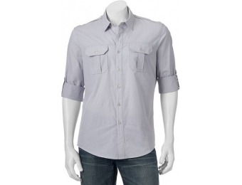 80% off Big & Tall Apt. 9 Modern-Fit Button-Down Shirt
