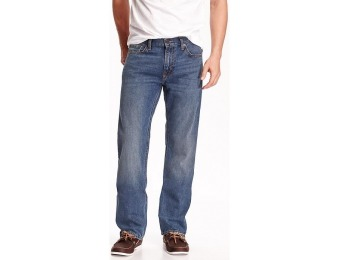 67% off Old Navy Straight Fit Jeans For Men