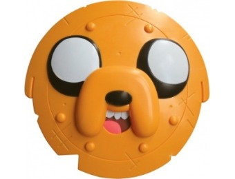 87% off Adventure Time Jake Shield with Sounds