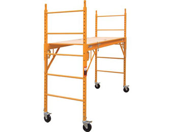 $40 off Metaltech Multipurpose 6' Baker Scaffold, 1000lb. Capacity