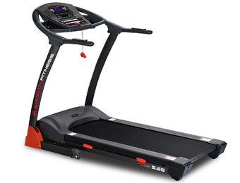 $1,100 off Smooth Fitness 5.65 Folding Treadmill