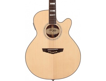 72% off D'angelico Gramercy Sitka Grand Acoustic-Electric Guitar