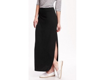 73% off Old Navy Fitted Maxi Skirt For Women