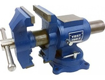 26% off Yost 750-E Rotating Bench Vise