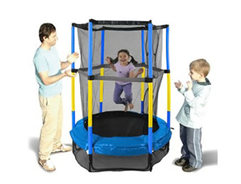"$90 off 55"" My First Trampoline with Tramp Balloon System"