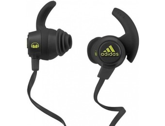 50% off Adidas Sport Response Earbuds by Monster