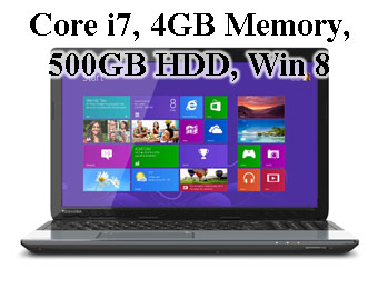 "$300 off Toshiba Satellite S50-ABT2N22 15.6"" Laptop"