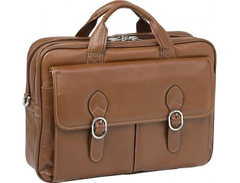 "71% off McKlein Hyde Park Double Compartment 15"" Laptop Bag"