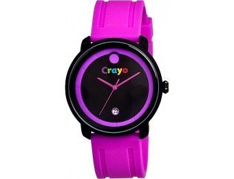 84% off Crayo Fresh Fuchsia - Crayo Watches