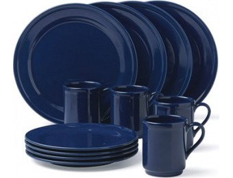 65% off Kate Spade New York 'All In Good Taste' 12-Pc Dinnerware Set
