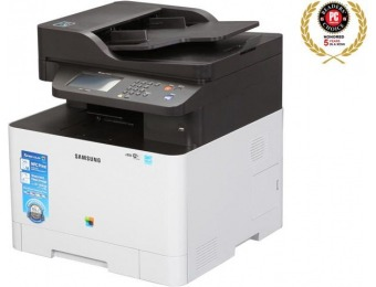 50% off Samsung Xpress SL-C1860FW Color Laser Printer