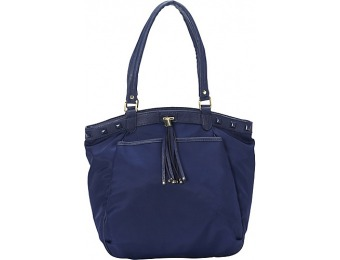 62% off Olivia + Joy Rosine Tote, Navy