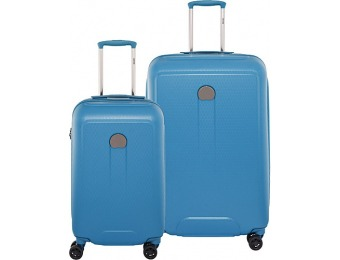 "62% off Delsey Embleme Carry On and 25"" Spinner Luggage Set"