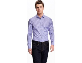 73% off Old Navy Slim Fit Non Iron Signature Stretch Dress Shirt