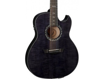 78% off Dean Exhibition Ultra 7-String Acoustic-Electric Guitar