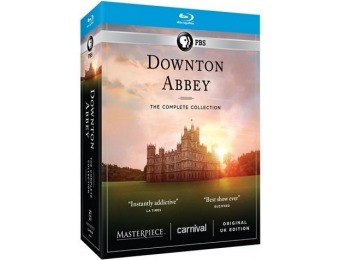 59% off Downton Abbey: The Complete Collection (Blu-ray)