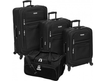"71% off Escape 360 Expandable 21"" Spinner, Black"