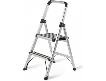 65% off Richards Ultra Light 2-Step Ladder