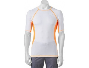 60% off Men's Nike Color Surge Performance Rash Guard