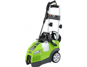 55% off GreenWorks 1950 PSI 1.2 GPM Electric Pressure Washer