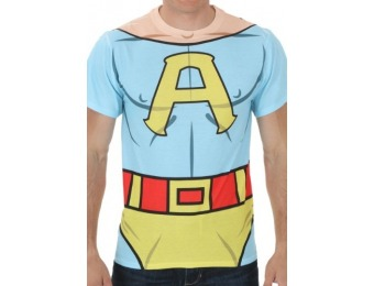 80% off SNL Ace Sublimated Costume T-shirt