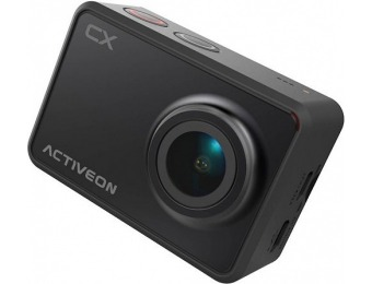 50% off Activeon CX Action Camera, Black