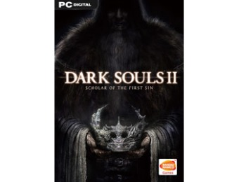 75% off Dark Souls II: Scholar of the First Sin (PC Download)
