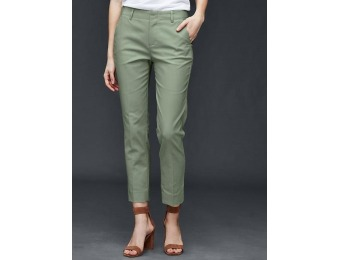 67% off Gap Women Slim Crop Pants
