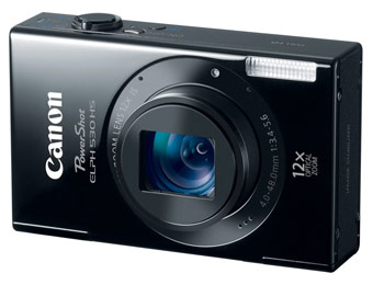 $195 off Canon PowerShot ELPH 530 HS WiFi Camera