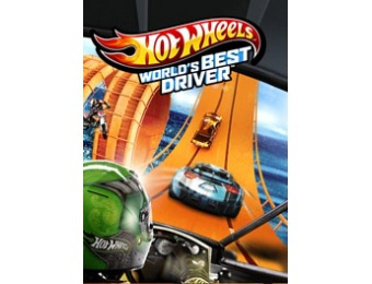 83% off Hot Wheels World's Best Driver (PC Download)