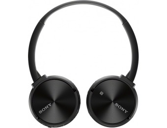 50% off Sony Wireless On-Ear Stereo Headphones