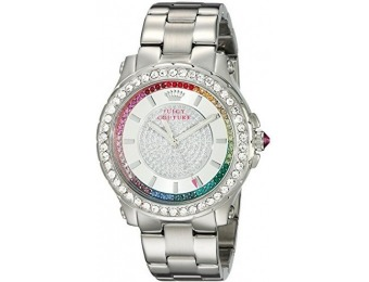 68% off Juicy Couture Women's 1901237 Pedigree Watch