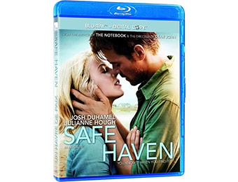 $22 off Safe Haven Blu-ray (2 Discs)