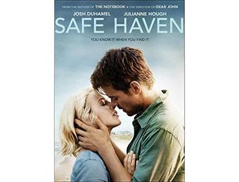 $17 off Safe Haven DVD