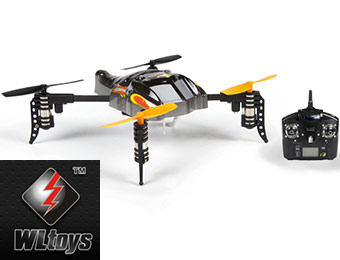 $68 off WLToys Scorpion 4CH 2.4GHz RC Quadcopter