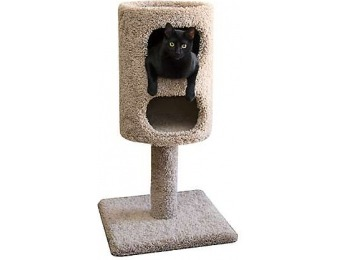 40% off Whisker City Two Story Cat Condo