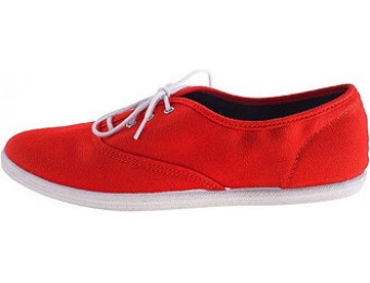 64% off Nisex Tennis Shoe - Red
