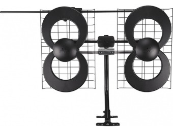 $70 off ClearStream 4V Indoor/Outdoor HDTV Antenna