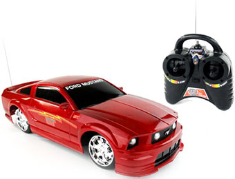 $26 off Ford Mustang GT Licensed 1:10 Electric RTR RC Car