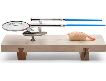 60% off Star Trek U.S.S. Enterprise Sushi Set