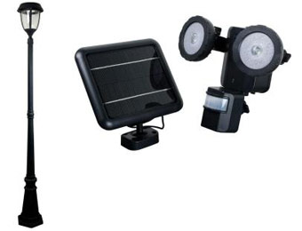 Up to 40% Off Select Outdoor Lighting