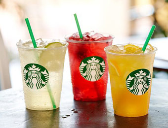 Buy One, Get One Free Starbucks Refreshers Beverage
