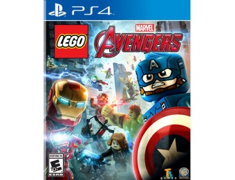 75% off LEGO Marvel's Avengers - PlayStation 4