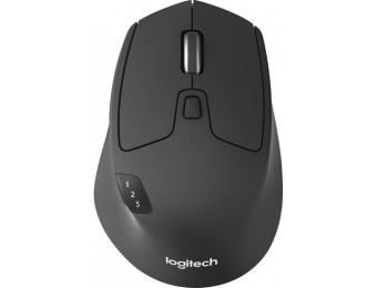 71% off Logitech M720 Triathlon Wireless Optical Mouse