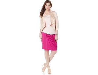 93% off G by Giuliana Lightweight Ultra Luxe Cotton Cardigan